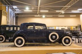 coupé wagen Lincoln KA 506 V8 1932