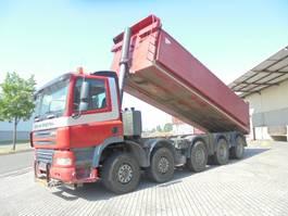 kipper vrachtwagen > 7.5 t Ginaf X 5250 TS 2010