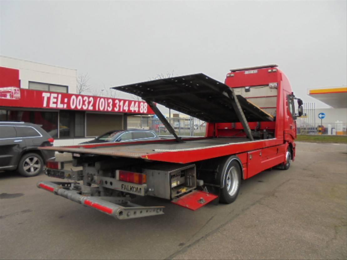 takelwagen-bergingswagen-vrachtwagen Iveco Stralis 450 EEV 2011