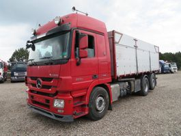 kipper vrachtwagen > 7.5 t Mercedes-Benz Actros 2555 6x2*4 V8 Euro 5 Tipper 2009