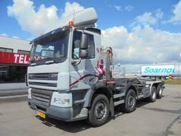 containersysteem vrachtwagen DAF CF 85 8X2 2007