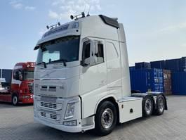 standaard trekker Volvo FH 460 6x2 globetrotter XL, TOP!!