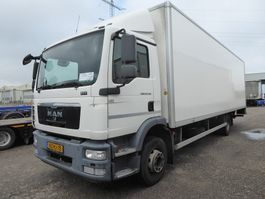 bakwagen vrachtwagen MAN TGM 15 4X2 BL EEV euro 5 +, , TUV 01/2022 2012