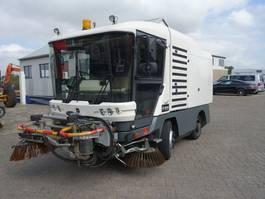 Veegmachine vrachtwagen Ravo 540 3E BORSTEL EURO5 HOGEDRUK WATERPOMP 2013