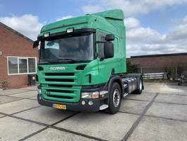 standaard trekker Scania P310 -2009 -  OPTICRUISE -HOLLAND TRUKS -TOP CONDITION 2009