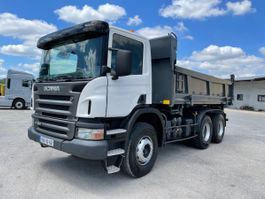 kipper vrachtwagen > 7.5 t Scania P 2006