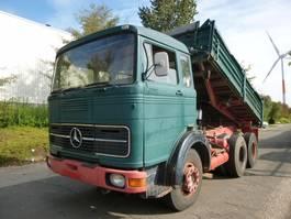 kipper vrachtwagen > 7.5 t Mercedes-Benz LPK 2232 6X4 1973