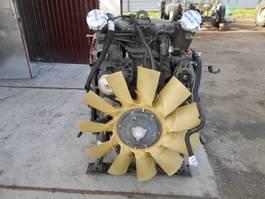 Motor vrachtwagen onderdeel DAF XF 106 SILNIK MOTOR 2014