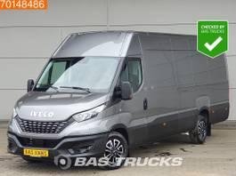 gesloten bestelwagen Iveco 35S18 L3H2 180pk Automaat Adaptive Cruise LED Navi Camera 16m3 A/C