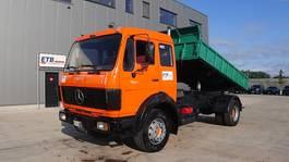 kipper vrachtwagen > 7.5 t Mercedes-Benz SK 1617 (GRAND PONT & SUSPENSION LAMES / BIG AXLES & STEEL SUSPENSION) 1997