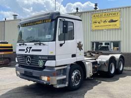 standaard trekker Mercedes-Benz Actros 2643 6x4 V6 EPS Hydraulic Inst. Tractor Good Condition 2000