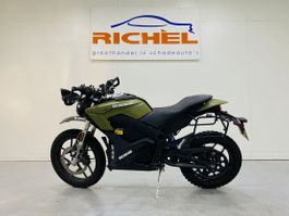 motorfiets Zero Motorcycles Tour BTW DS ZF 14.4 Electric 2018