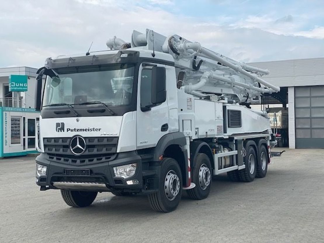 betonpomp vrachtwagen Mercedes-Benz 3240 Putzmeister 42m NEW, BSF42-5.16 H, available immediately 2021