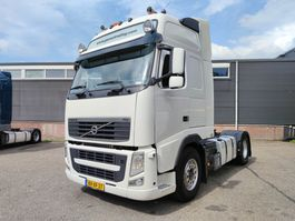 standaard trekker Volvo FH 420 4x2 Globetrotter XL euro 5 - 2 Fuel Tanks - TOP! 01/2022 APK (T663) 2011