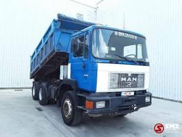 kipper vrachtwagen > 7.5 t MAN 26.322 1992