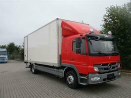 bakwagen vrachtwagen Mercedes-Benz Atego 1524 L 2013