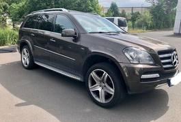 suv wagen Mercedes-Benz -Klasse GL 350 CDI 4Matic BE Grand Edition, 2011