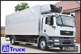 koelwagen vrachtwagen MAN TGM 18 LBW, Carrier, Bi-Temp, 2013