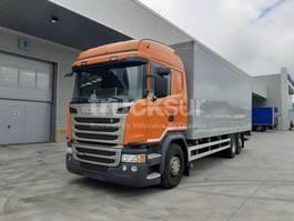 bakwagen vrachtwagen Scania G360.26 2014