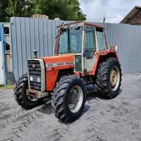 standaard tractor landbouw Massey Ferguson 690-RY 1984