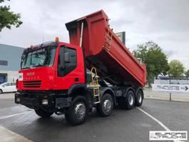 kipper vrachtwagen > 7.5 t Iveco Trakker 340 340E34 Full steel - Manual - Euro 3 - Airco 2003