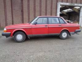 sedan auto Volvo 240 GL 1988