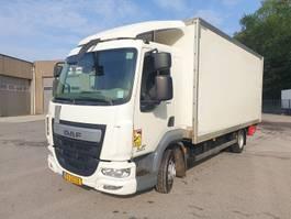 bakwagen vrachtwagen DAF LF 180 LF180 2014