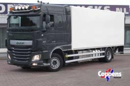bakwagen vrachtwagen DAF XF 106 410 slechts 69.000 km!! Bak+klep 2016