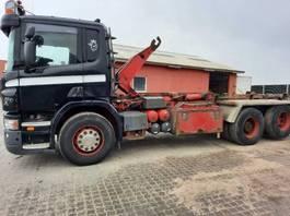 overige vrachtwagens Scania 6*2