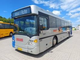 stadsbus Scania 4*2