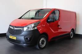 gesloten bestelwagen Opel 1.6 CDTI 120PK - Airco - Navi - Cruise - € 8.950,- Ex. 2015