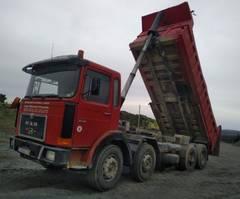 kipper vrachtwagen > 7.5 t MAN 33.331