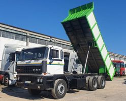 kipper vrachtwagen > 7.5 t DAF 2800 Turbo Intercooler