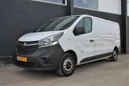 gesloten bestelwagen Opel 1.6 CDTI L2H1 - Airco - Navi - Cruise - € 9.950,- Ex. 2016