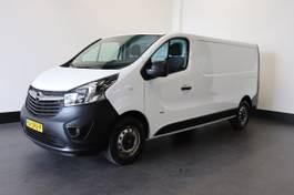 gesloten bestelwagen Opel 1.6 CDTI L2H1 140PK - Airco - Navi - Cruise - € 9.950,- Ex. 2016