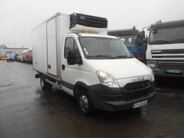 koelwagen bakwagen Iveco Daily 2012