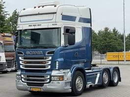 standaard trekker Scania R560 V8 V8 6X2 MANUAL RETARDER EURO 5 2012