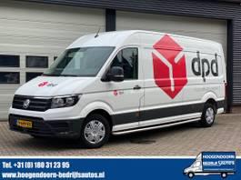 gesloten bestelwagen Volkswagen 35 2.0 TDI 141pk L4H3 Navi - Cruise 2018