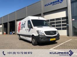 gesloten bestelwagen Mercedes-Benz 313 2.2 CDI / DPD / L3 H2 / APK TUV 06-21 2014