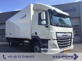 bakwagen vrachtwagen DAF CF 290 FA / Plywood Box / Laadklep / 120dkm!! 2018