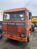 standaard trekker Scania LB141 V8 4x2 trekker 141 1980