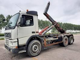 containersysteem vrachtwagen Volvo FM 12 6X4 2000
