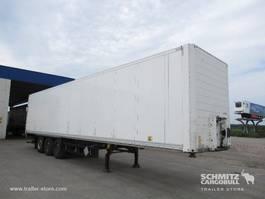 gesloten opbouw oplegger Schmitz Cargobull Semitrailer Dryfreight Standard Hydr. laadklep 2013