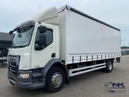 schuifzeil vrachtwagen DAF 320 SCHUIFZEIL 19 TONNER 131.500 KM ! ! 2018