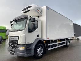 koelwagen vrachtwagen DAF LF 320 KIESLING KOEL / VRIES WAGEN MET THERMO KING 2018