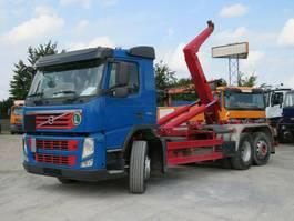 containersysteem vrachtwagen Volvo FM 460 FM 12 Abrollkipper Meiller Lenk+Lift 2013
