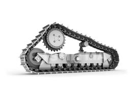 chassis equipment onderdeel Caterpillar D 6 H 2021
