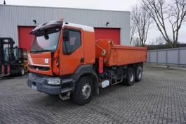 kipper vrachtwagen > 7.5 t Renault Kerax 370 / 6X4 / TIPPER / FULL-STEEL / MANUAL / 2002 2002