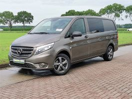 gesloten bestelwagen Mercedes-Benz 119 cdi 4x4 long, au 2017