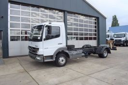 overige personenwagens Mercedes-Benz 20x ATEGO 818 L CHASSIS – CABIN / NEW